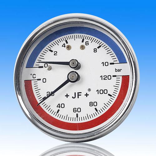 压力温度表